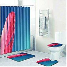 Knbob Wc Teppich Set 5 Teilig Leder Style20 Wc