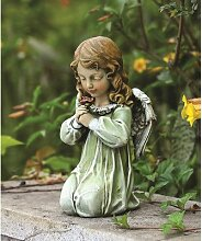 Kniende Engel Statue