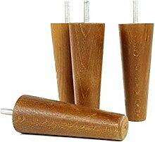 Knightsbrandnu2u 4x Füße Ersatz Möbel Beine