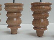 Knightsbrandnu2u Möbelfüße für Möbel/Sessel /