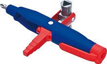 Knipex Stift-profi-key für gängige Absperrsysteme 145 mm