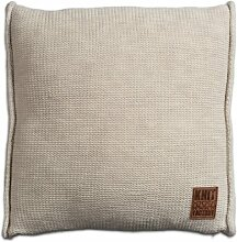 Knit Factory 131212 Dekokissen Strickkissen Uni