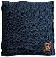 Knit Factory 131213 Dekokissen Strickkissen Uni