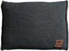 Knit Factory 131310 Dekokissen Strickkissen Uni