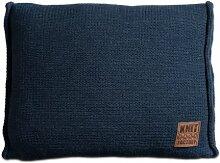 Knit Factory 131313 Dekokissen Strickkissen Uni