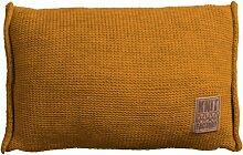 Knit Factory 131317 Dekokissen Strickkissen Uni