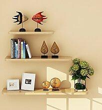 Knmkl Wandregal für Küche Bücherregal