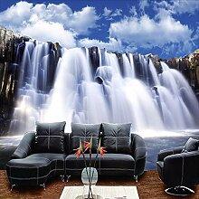 Knncch 3D Wandbild Tapete Landschaft Für