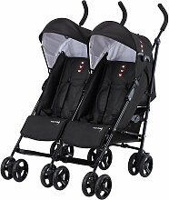 Knorr-Baby Side by Side Zwillings- und Kinderwagen