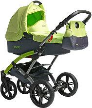Knorr-Baby Voletto Sport Kinderwagen Dunkelgrau,