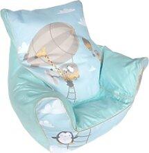 Knorrtoys® Sitzsack Balloon, für Kinder; Made in