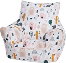 Knorrtoys® Sitzsack Wildlife, für Kinder; Made