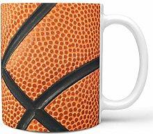 Knowikonwn 325 ml Basketball Textur Getränke