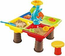 Knowled Sandkasten für Kinder, mehrfarbig, für