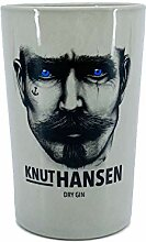 Knut Hansen Gin Pot Pötte Gin & Tonic Glas
