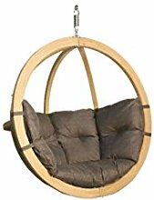 KoalaHammock Hängesessel aus Holz Swing Chair