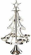 Kobolo Edler Kerzenleuchter Weihnachtsbaum aus