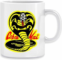 Kobra Kai Dojo - Kobra Kai Kaffeebecher Becher