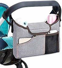 KOBWA Baby Jogger Kinderwagen-Tasche, mit