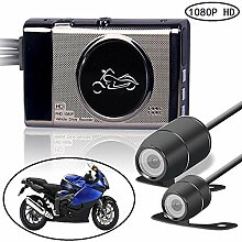 KOBWA Full HD 1080P Motorrad Video Recorder mit