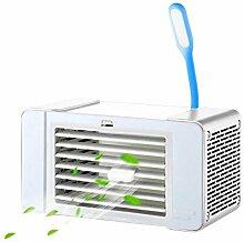 KOBWA Neue Persönliche Tragbare Klimaanlage mit