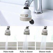 KOBWA Wasserhahn Verhindern Splash Head Extender