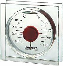 Koch 10212 Deko-Thermometer Magic Ball, ro