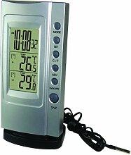 Koch elektr. Thermometer BASIC, silber