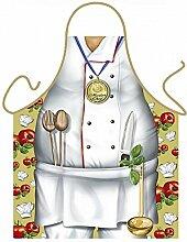 Koch/Grill Schürze Chefkoch