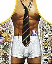 Koch/Grill Schürze sexy Businessman