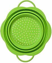 Kochblume Faltsieb groß (Grün)