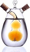 Kochen Gewürzflasche Dispenser Sauce Flasche Glas