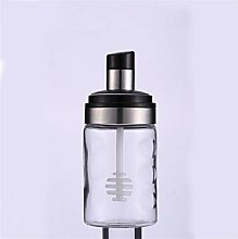 Kochen Gewürzflaschenkürzungspender Flasche Glas