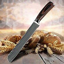 Kochmesser 8Inch Brotmesser Chef Slicing Messer