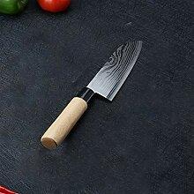 Kochmesser hackmesser knife Damaszener Messer