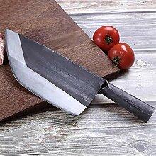 Kochmesser hackmesser knife Edelstahl