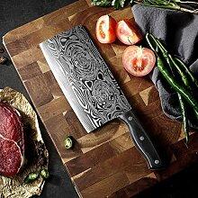 Kochmesser Hochwertiger Edelstahl Küchenmesser