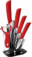 Kochmesser Keramisches Messer Satz 6pcs