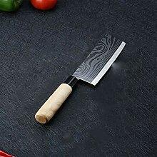 Kochmesser Laser Damaskus Kitchen Set Messer