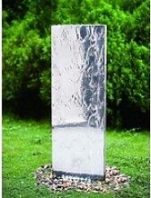 Köhko Gartenbrunnen Köhko Wasserwand 23016L mit