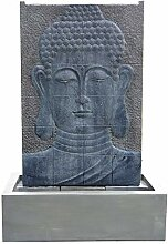 Köhko® Wasserspiel Buddha Höhe ca. 102 cm mit