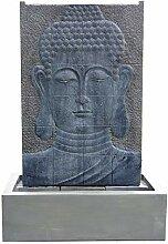 Köhko® Wasserspiel Buddha Höhe ca. 150 cm mit