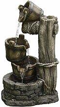 KÖHKO® Wasserspiel Halle 13006 Gartenbrunnen