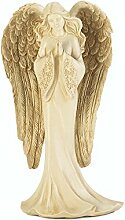 Koehler 8 Zoll - Engel betend, Polyresin Statue