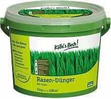 Kölle's Beste Rasen-Dünger mit Eisen 3 kg