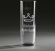 Kölsch Glas mit Gravur | Kölsch-Glas 0,2 Liter