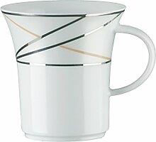 Königlich Tettau Porzellan Kaffeetasse Serie JADE