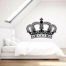 Königliche Krone Für König Königin Vinyl
