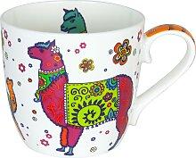 Könitz Becher Colourful Animals - Lama (2-tlg.)