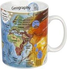 Könitz Becher Wissensbecher Geography Englisch